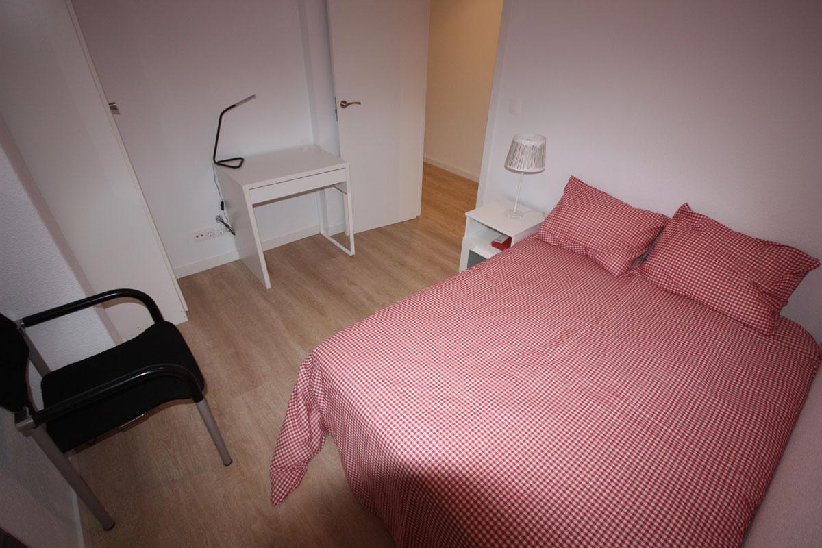 Habitaci 243 N Jodie Foster Paseo Gran V 237 A Zaragoza Flat Share
